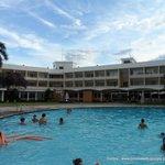 Hotel Bourbon Piscina 2