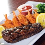 Tues. Steak n Shrimp $12.99