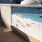 Luxurious pool area?