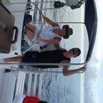 Free hotel catamaran cruise