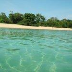 Isla Mogo Mogo, paseo con Coral Dreams