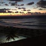 Justo antes del amanecer