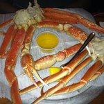 1lb. snow crab legs