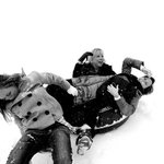 When's the last time you had a belly laugh like this?  Tubing hill at the Mont