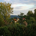 view of Obersuhl from our room