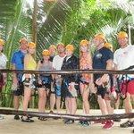 Belize Zipline