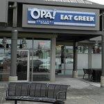 Opa! of Greece Westhills, Jan 2013