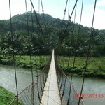 Calsapa Hanging Bridge