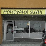 Momoyama Sushi, Jan 2013