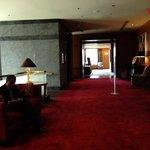 Salas de reuniones del piso 2.