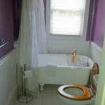 Bathroom in The Lilac Room