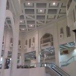 Al Ali Mall Traditional Architecure