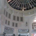 Al Ali Mall ceiling