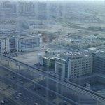 Sheikh Zaid Rd View