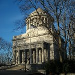 outside Grant's tomb