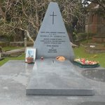 Prime Ministers grave