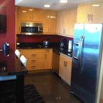 Kitchen...comes with a stove!!!