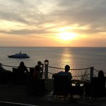 Sunset from Sunet bar