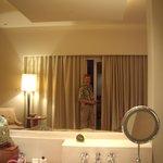 The standart double room.