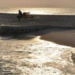 inizio lingua di sabbia