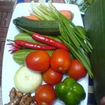 Cooking Class - Vegetables