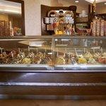 Heladeria Cafeteria Gelatolina Foto