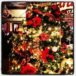 Christmas at Finbars! New York in Seal Beach!!