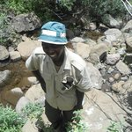 Pitso at the Waterfall