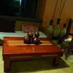 Mayan furniture re-imagined