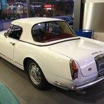 Oldtimer Vermietung - Alfa Romoe Spider Touring