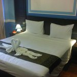 Deluxe Room, upper floor