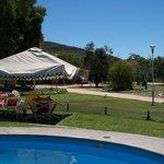 Hosteria Valle Fertil, Cabañas