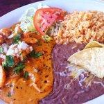 Sample of food from La Perlita