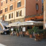 Our favorite resturaunt in Rome