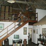 interno della villa n 8 Wild Olive