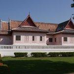 Pavilion at Chankasem Palace