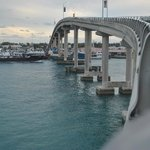Bridge connecting Paradise Island to Nassau