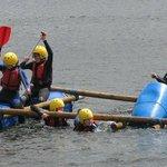 Raft Building success