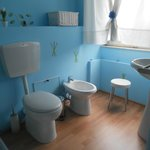 Bagno Camera /suite 301