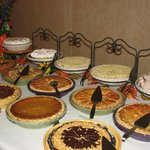 Our Pie Assortment.