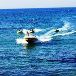 Atraktionen am Meer