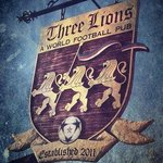 The 3 Lions sign