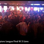 Champions League at 3 Lions
