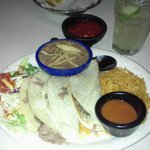 Brisket Tacos--yum!