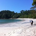 national park in Manuel Antonio beach