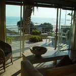 Classic Suite with Seaview & Spa Bath on Patio