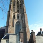 Front view on the Grote Kerk