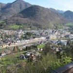 Aussicht über Bad Ischl