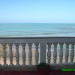 un balcone sul mare - a balcony on the sea