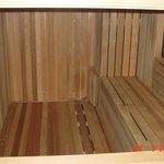 Swedish (dry) sauna